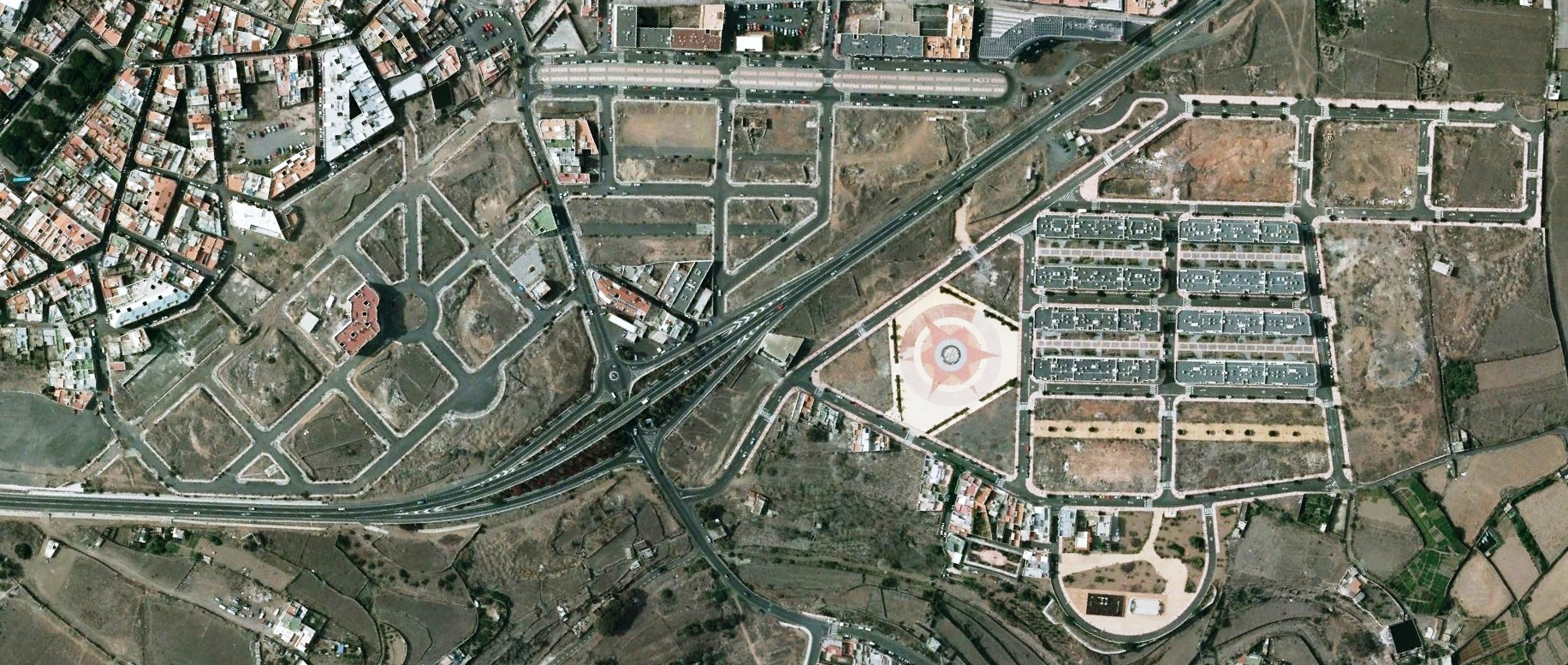 después, urbanismo, foto aérea,desastre, urbanístico, planeamiento, urbano, construcción,Telde, Las Palmas