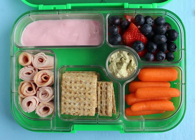 Preschooler Picnic Bento #475