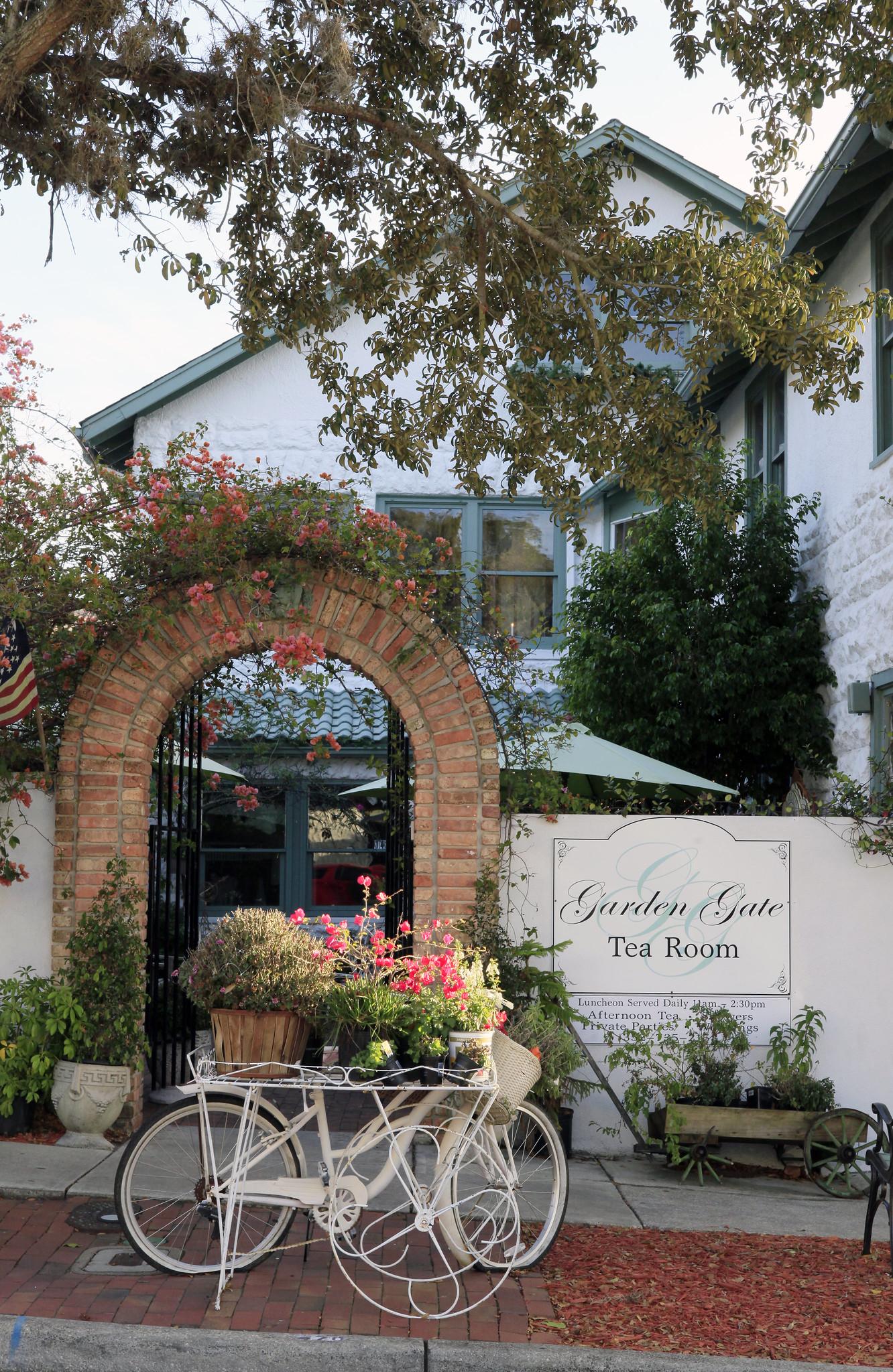 Garden Gate Tea Room Mount Dora