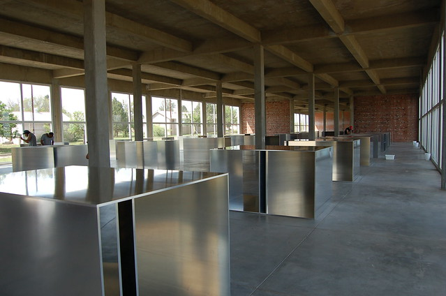 Chinati Foundation, Donald Judd