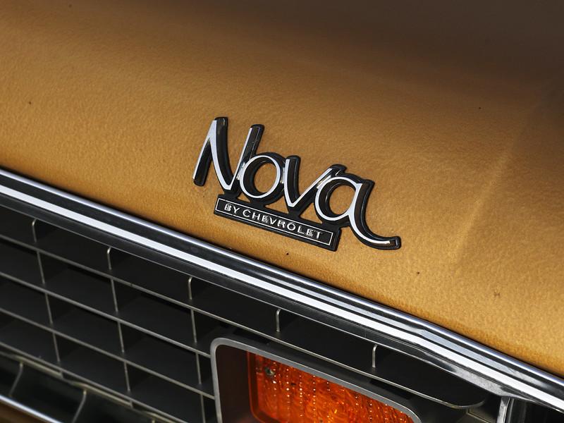 Chevrolet Nova Logo