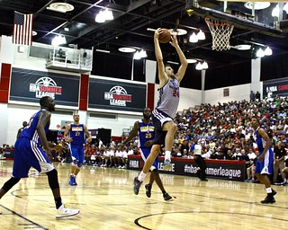 Jan Vesely Dunk - NBA Summer League