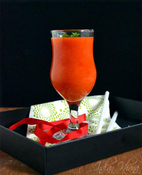 Papaya Apple Juice