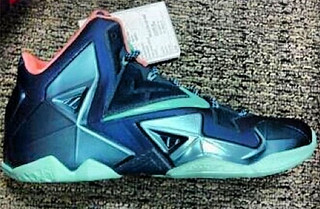 Nike Lebron XI ARMORY SLATE Colorway