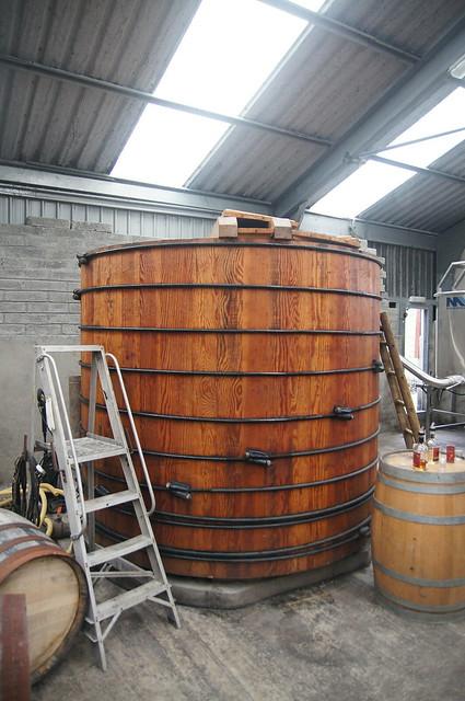 Washback - Abhainn Dearg Distillery