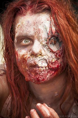 Birmingham Zombie Walk 2013