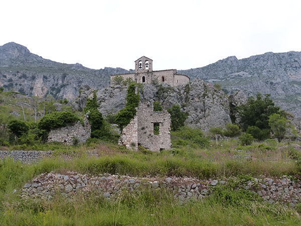 ruines gréol