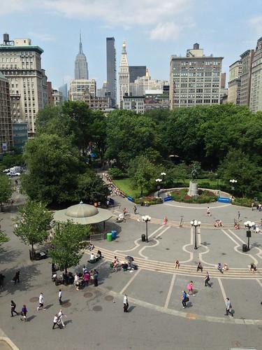 Union Square, NYC. Nueva York