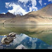 Panorama of Borith Lake (Near Gulmit Gojal) by i.rashid007