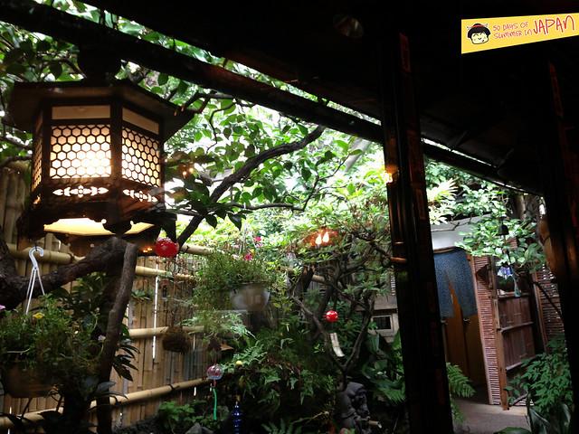 Wagashi - Tea Shop at Kanda Shrine 2