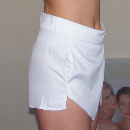eBay, Zara Skort, Dupe, Mini, White, Ecru, Sam Muses, UK Fashion Blog, London Blogger, How to Wear