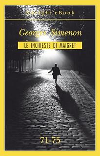 Maigret eBook 71-75