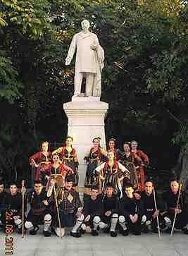 7ο φεστιβάλ παραδοσιακού χορού και μουσικής Γέφυρας Θεσσαλονίκης