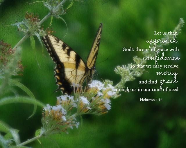 Hebrews 4:16 | Flickr - Photo Sharing!