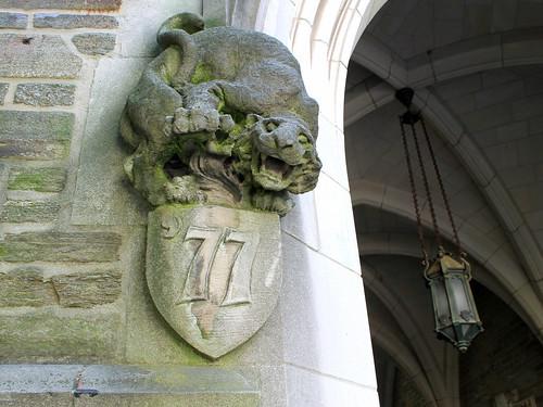 Princeton University, Princeton, New Jersey by Van Luvender