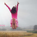 Rain Jumping - Day 36/365 by Olivia L'Estrange-Bell