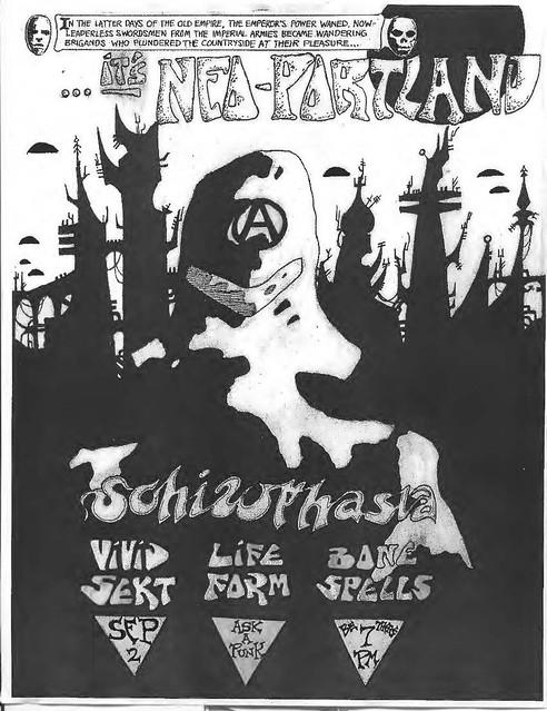 9/2/13 Schizophasia/VividSekt/LifeForm/BoneSpells