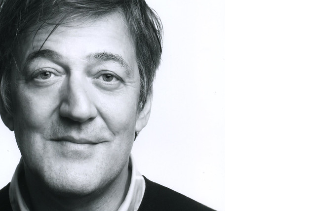 Stephen Fry © Claire Newman-Williams