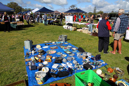 Busselton Markets - Stuff