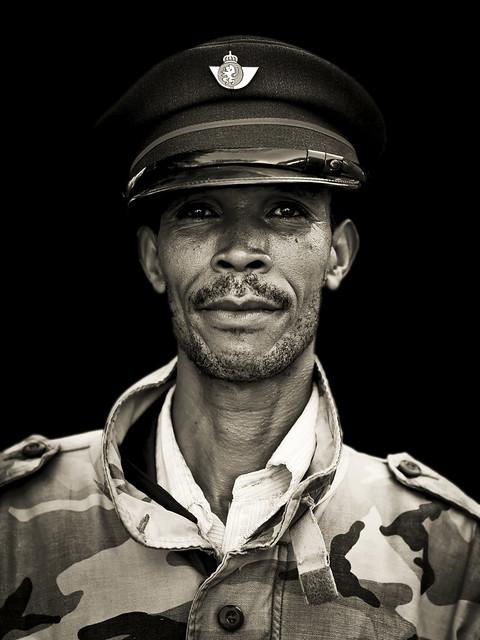 The Belgian Postman - Ethiopia
