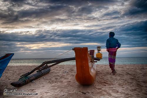 Sunrise - Sri Lanka by CharithMania