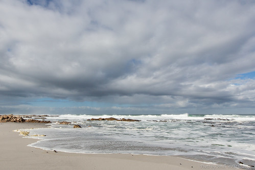 Namaqua National Park seascape by andiwolfe