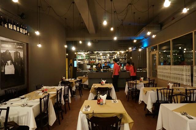 Restaurant on Jalan Bangkung Bangsar - Midi 57 - Italian, Pasta, Pizza, Pork Platter