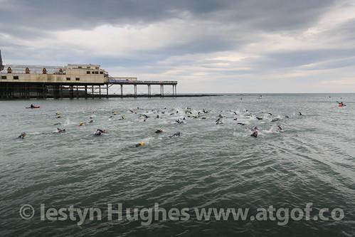 Cyrch ar Gantre'r Gwaelod - Attack on Atlantis ... Aberystwyth Triathlon
