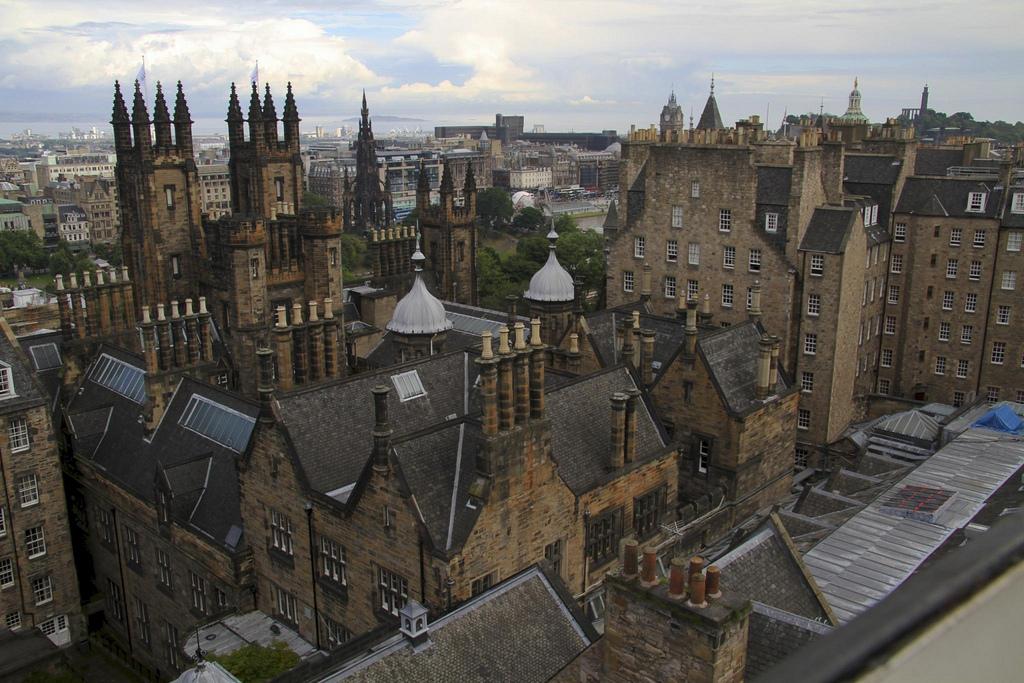 8. Vista de Edimburgo. Jordillar-fotos