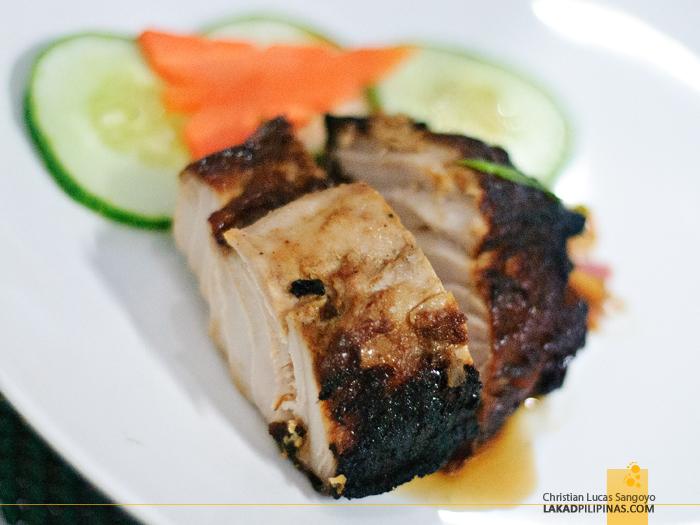Crispy Tuna Buntot at Jacko's Kan-Anan in Iligan City