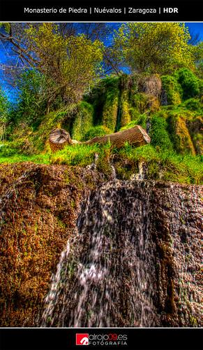 Monasterio de Piedra | HDR by alrojo09