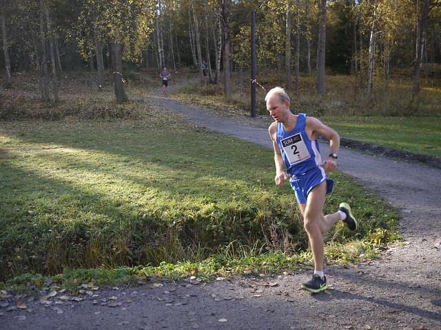 David Nilsson (2), Sörmland Ultra Marathon 2013