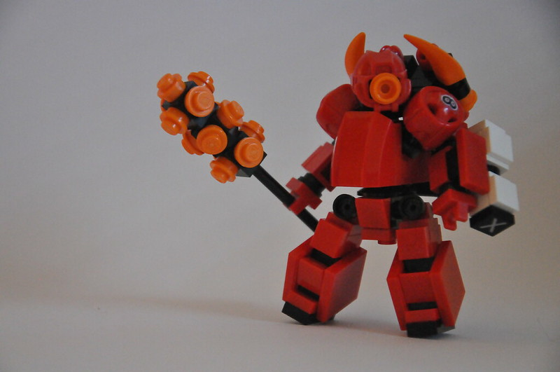 "Hellion ""Red Devil"""