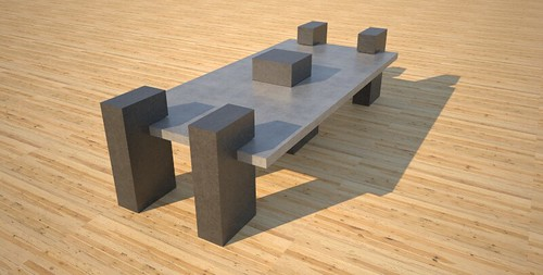 Beautiful garden concrete benches and tables, concept design and production by 108.167.189.34
