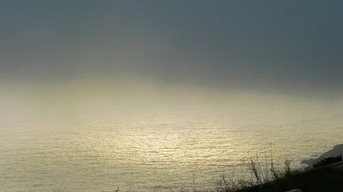 quand la seule lumière vient de la mer