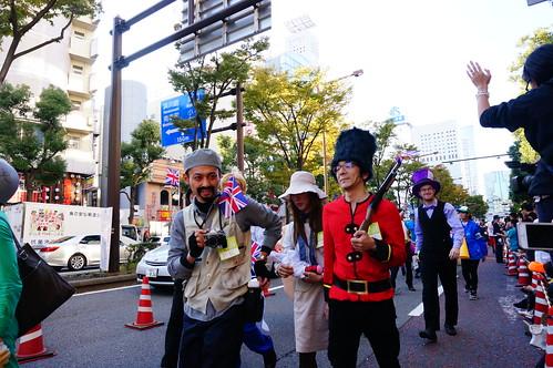 Kawasaki Halloween Parade 2013 22
