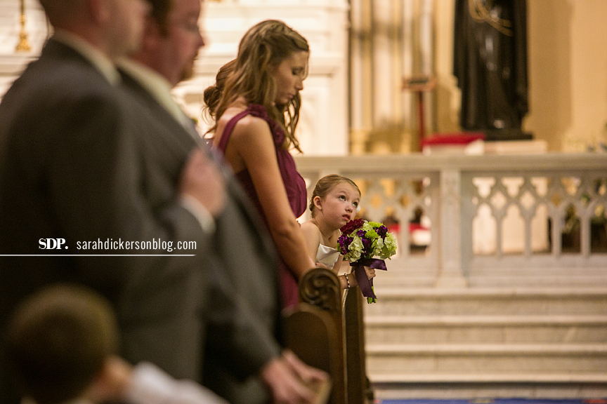 Redemptorist Kansas City wedding