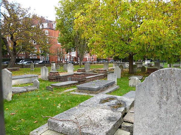 cimetière RHC