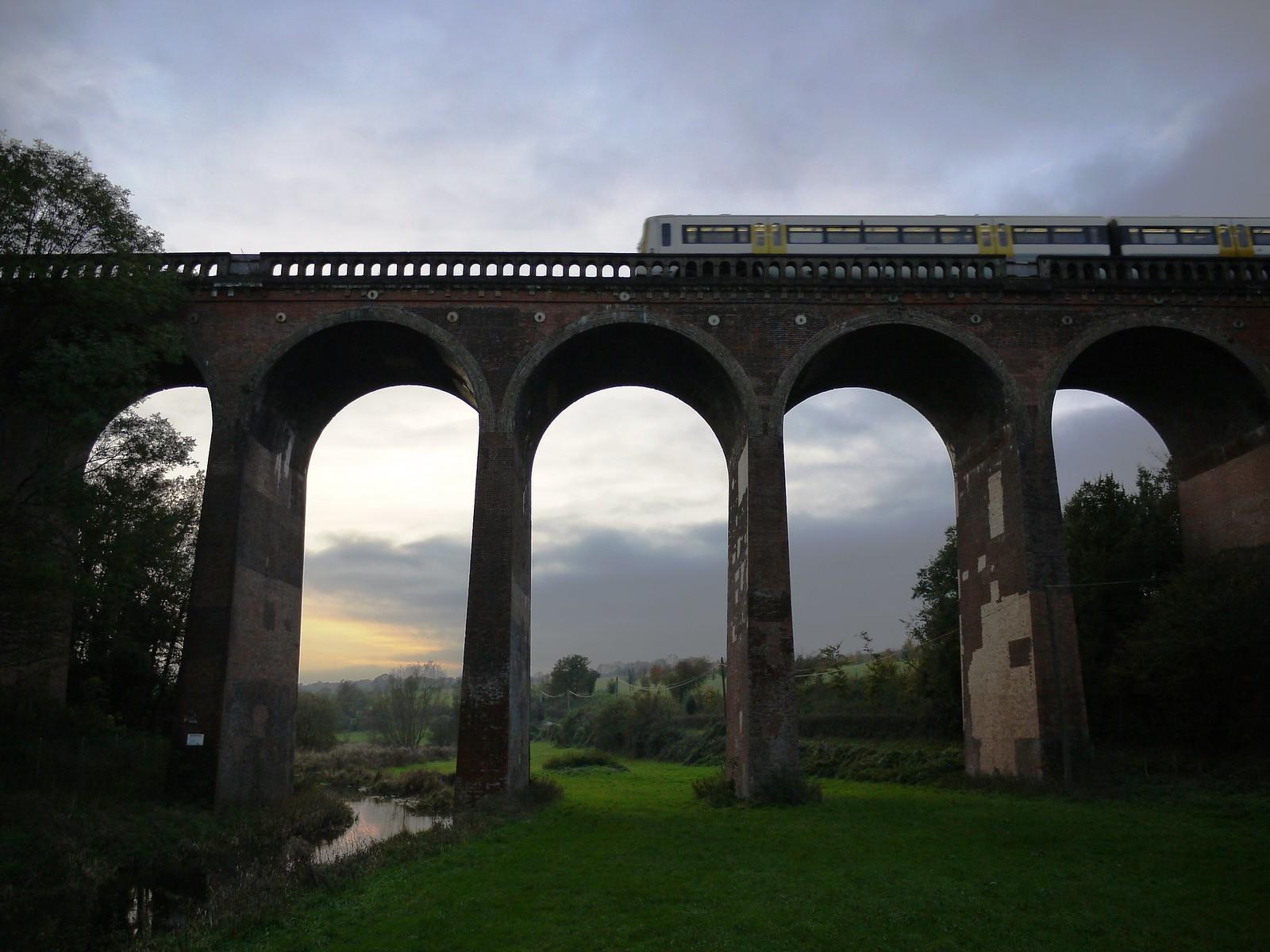Train Otford to Eynsford