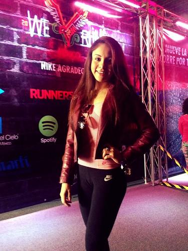 Paola Longoria - Nike We Run México DF