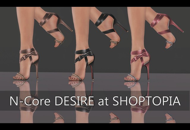 N-core DESIRE at SHOETOPIA 2013