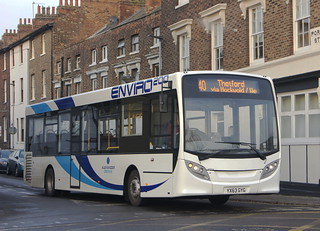 ADL Enviro200 demonstrator with Coach Services