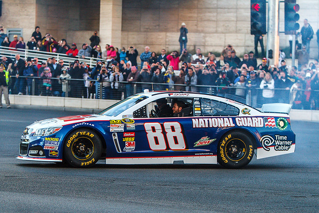 Did Dale Jr Race The Goodwrench Car