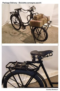 Cargo Bike History: Package Delivery