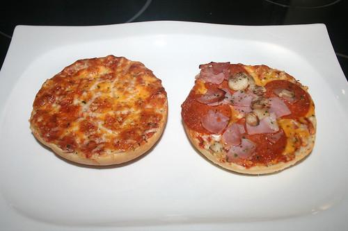 06 - Dr. Oetker Pizzaburger Speciale - Fertig gebacken