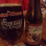 ベルギービール大好き!! サンモノン・ブリューン SaintMonon Brune