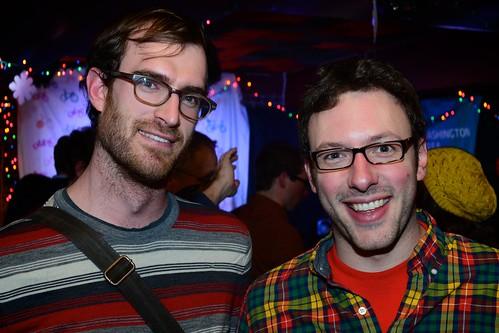 Jacob and Erik