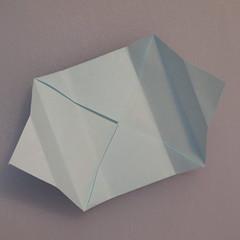 วิธีพับกระดาษเป็นรูปกล่อง 006
