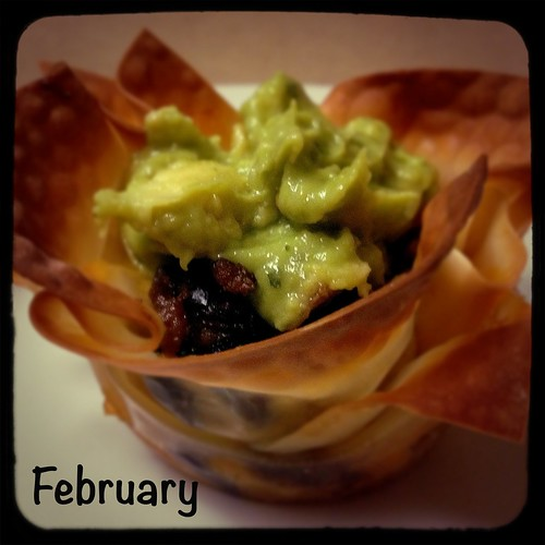 February- Superbowl Appetizers