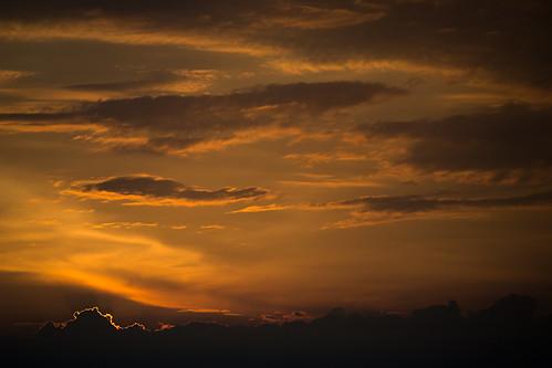 nature sunrise landscape amazing